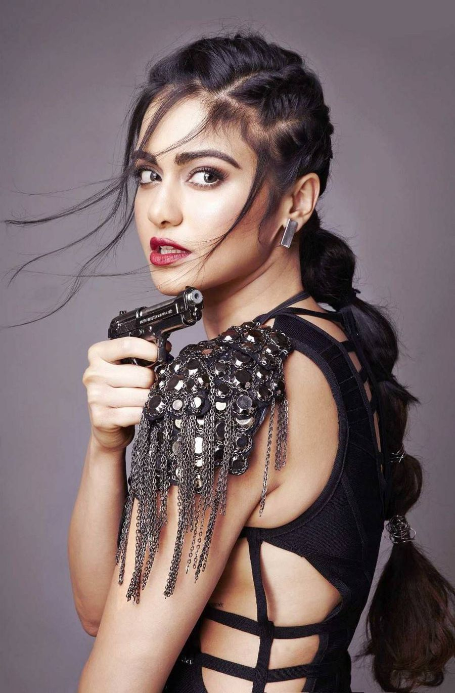 Adah Sharma Looks Lethally Hot In This Photoshoot