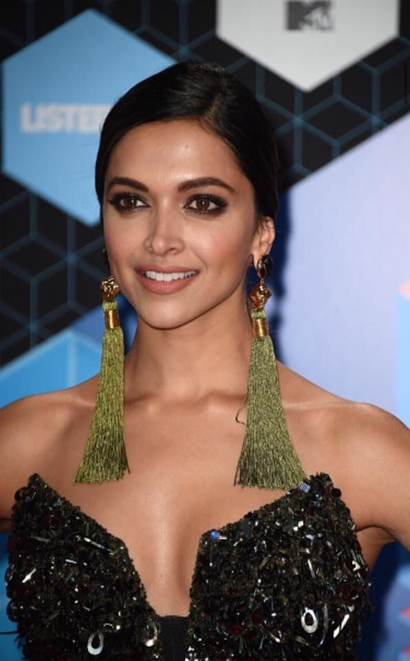 Deepika Padukone Slays on MTV European Music Awards