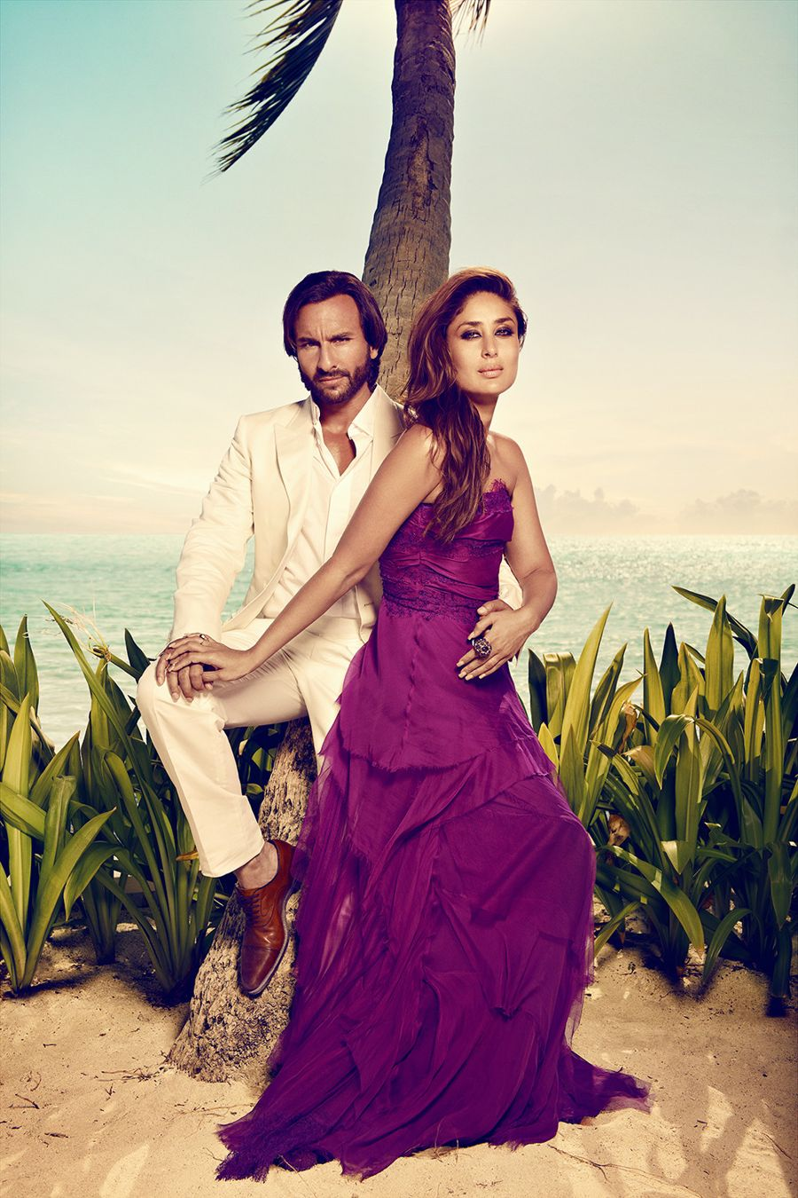 Sexy Couple photoshoot of Kareena and Saif