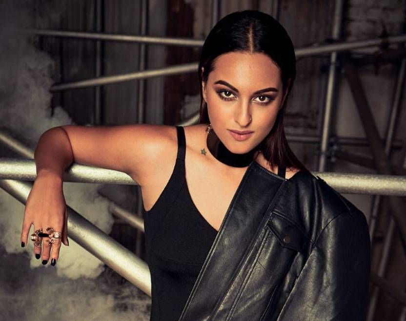 Force 2 Actress Sonakshi Sinha Cosmopolitan Shoot (Nov 2016)