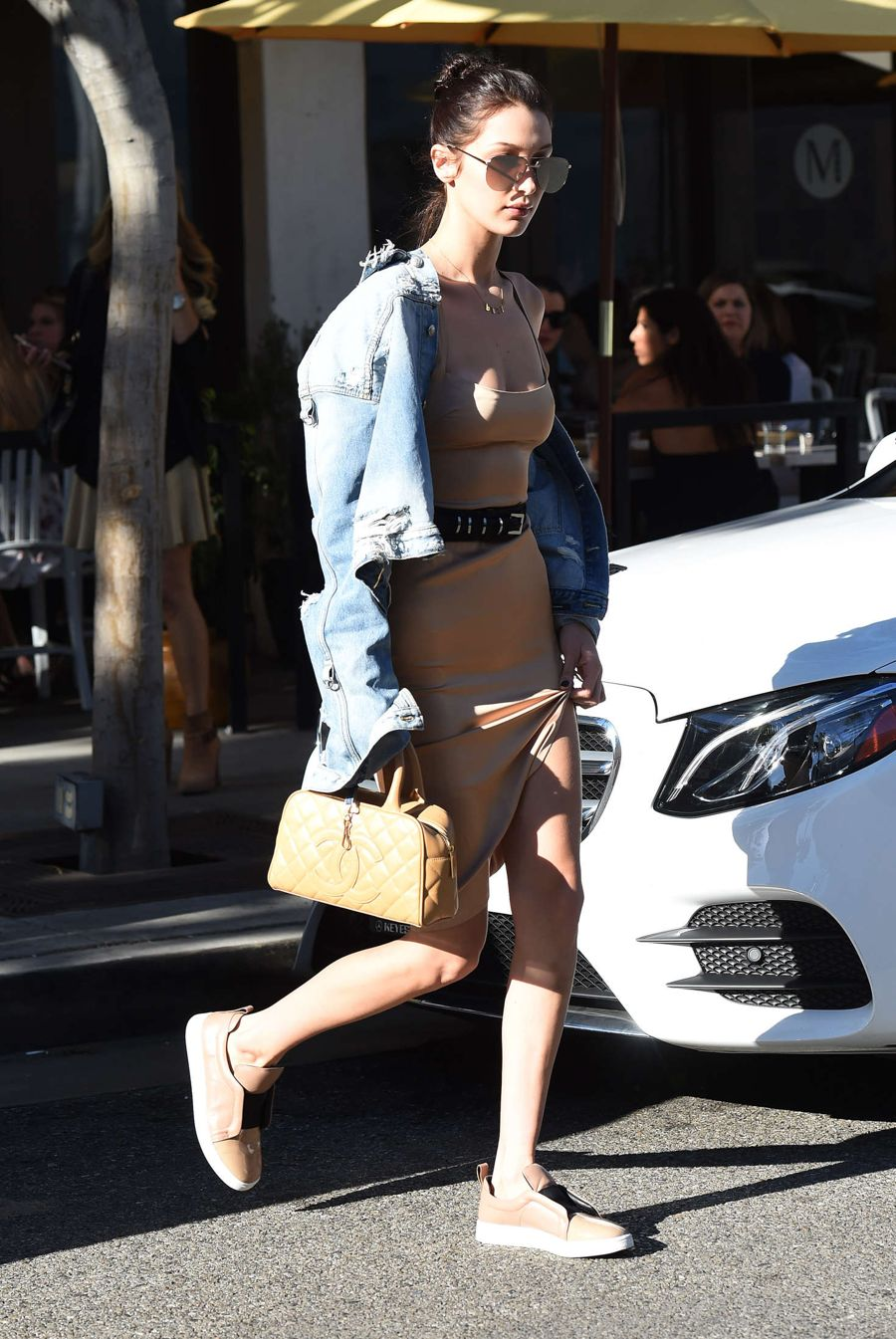Bella Hadid - Shopping in Los Angeles