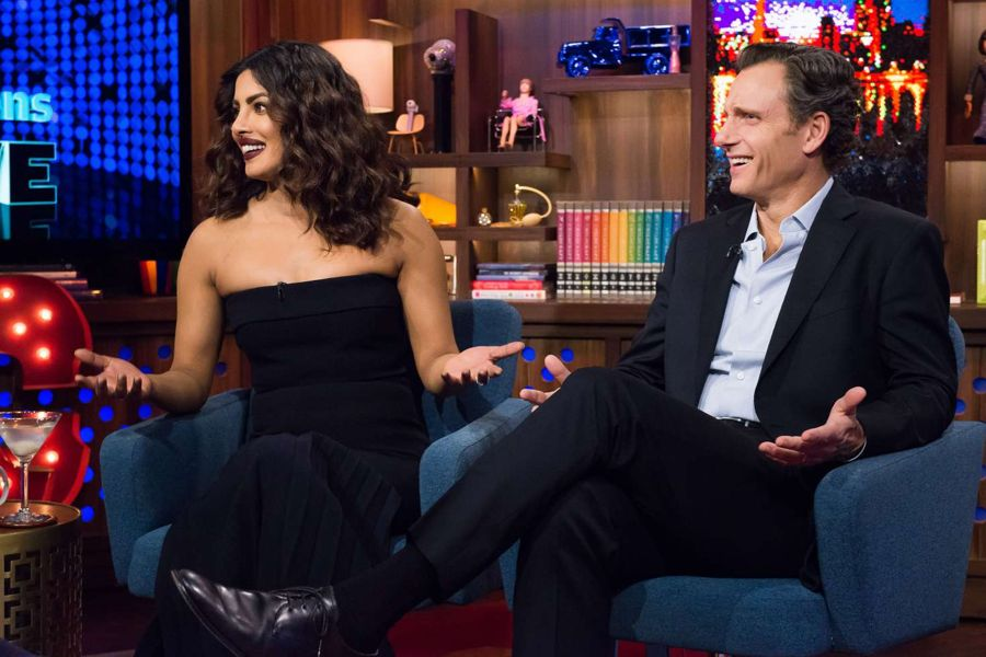 Priyanka Chopra - 'Watch What Happens Live' in NYC