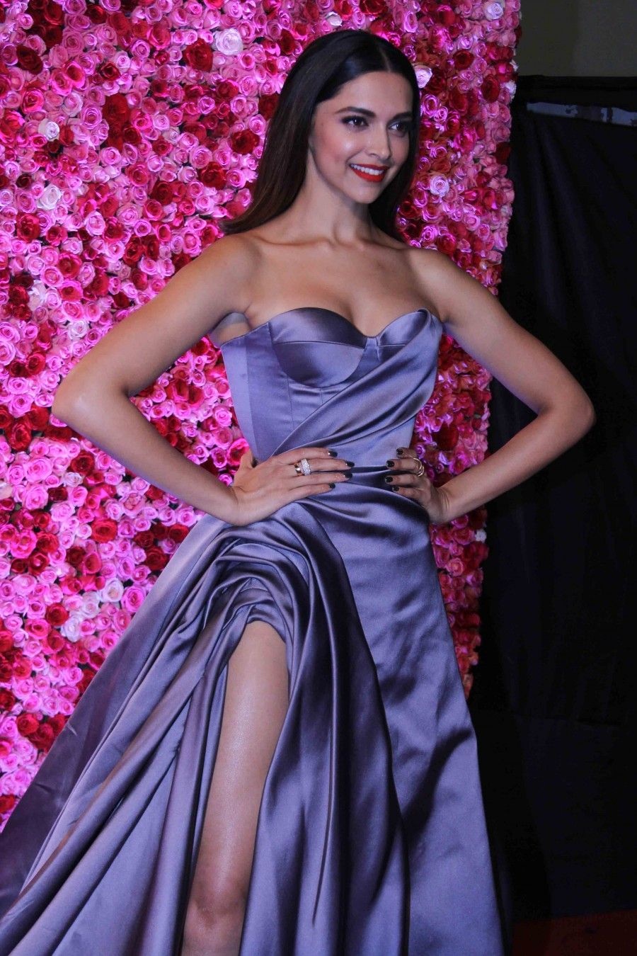 Deepika Padukone at Lux Golden Rose Awards