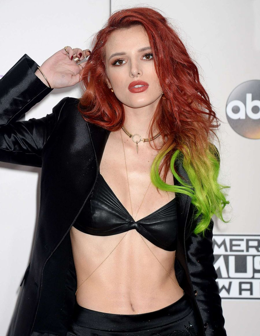 Bella Thorne - 2016 American Music Awards in Los Angeles