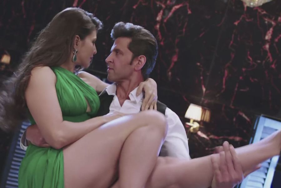 Jacqueline and Hrithik Show Deadly Chemistry