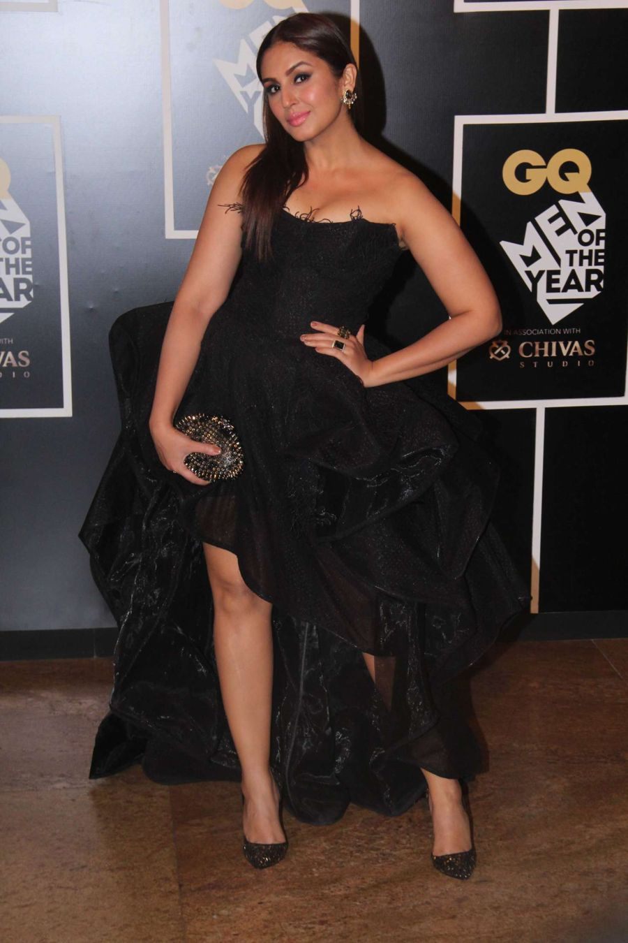 Huma Qureshi - GQ India's Men of the Year Awards 2016