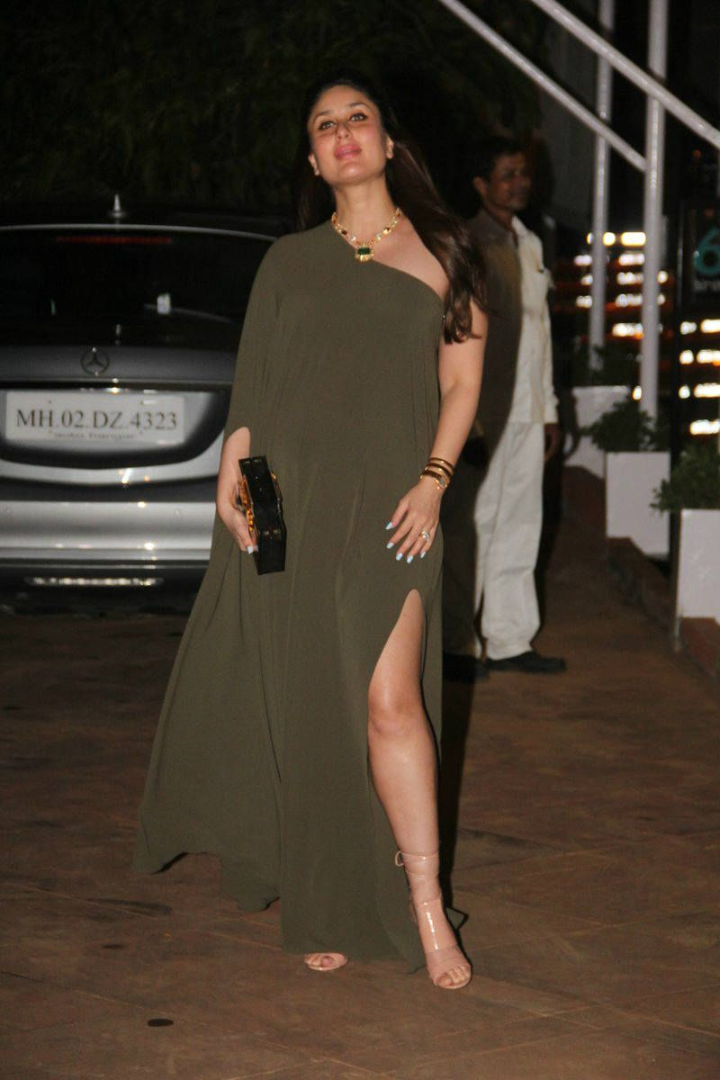 Kareena at aunt Rima Jain's birthday bash