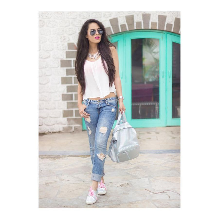 Aakriti Rana - Pune based Fashion Enthusiast