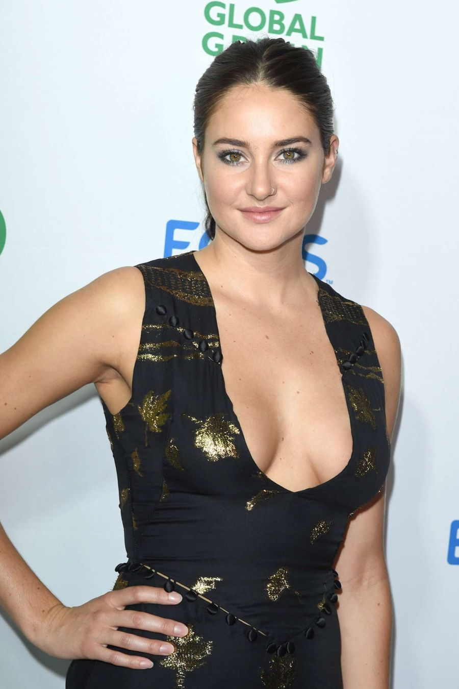 Shailene Woodley - 2016 Global Green Environmental Awards