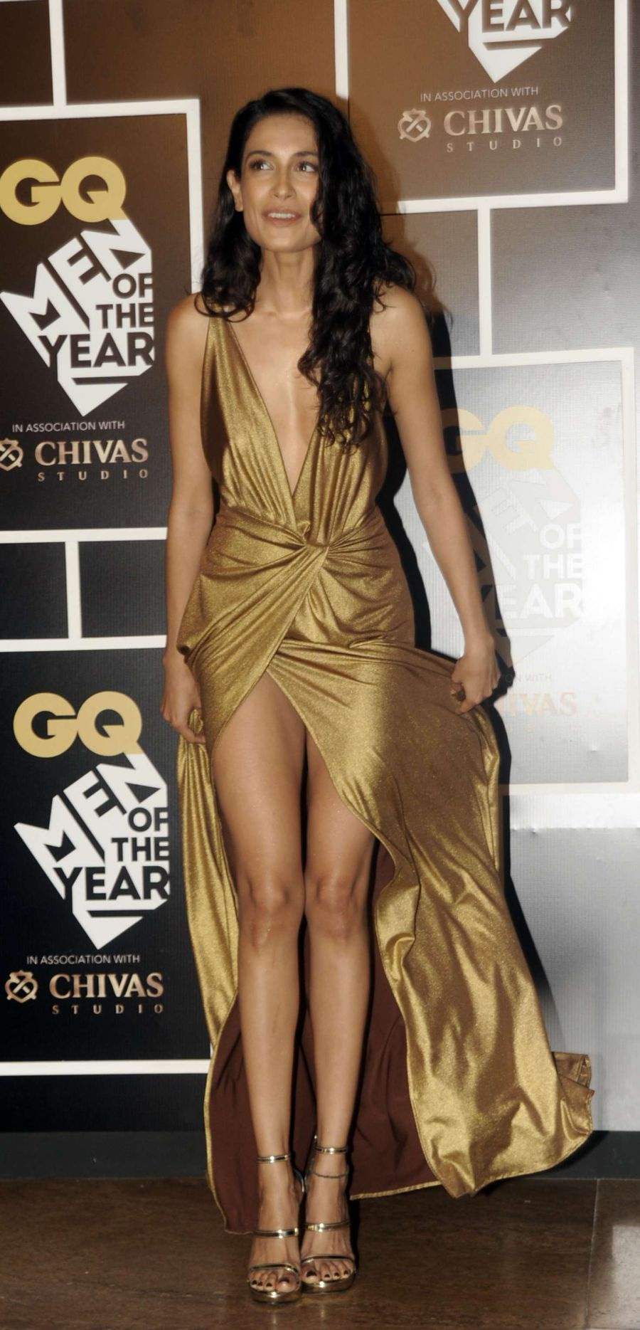 Sarah Jane Dias Gq India S Men Of The Year Awards 2016 Page 2 Bollywood Celebs