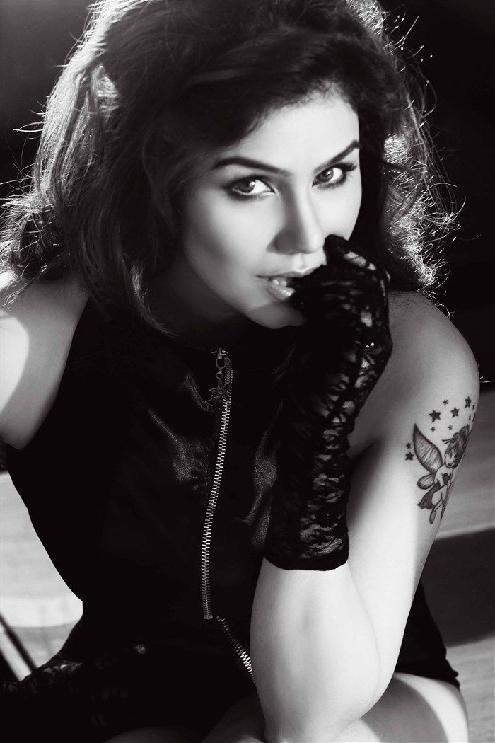 Kangna Sharma Riding High on her Success