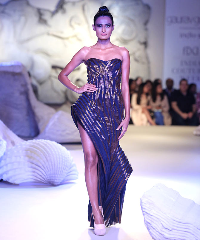 Stunning Models who rule the Ramp