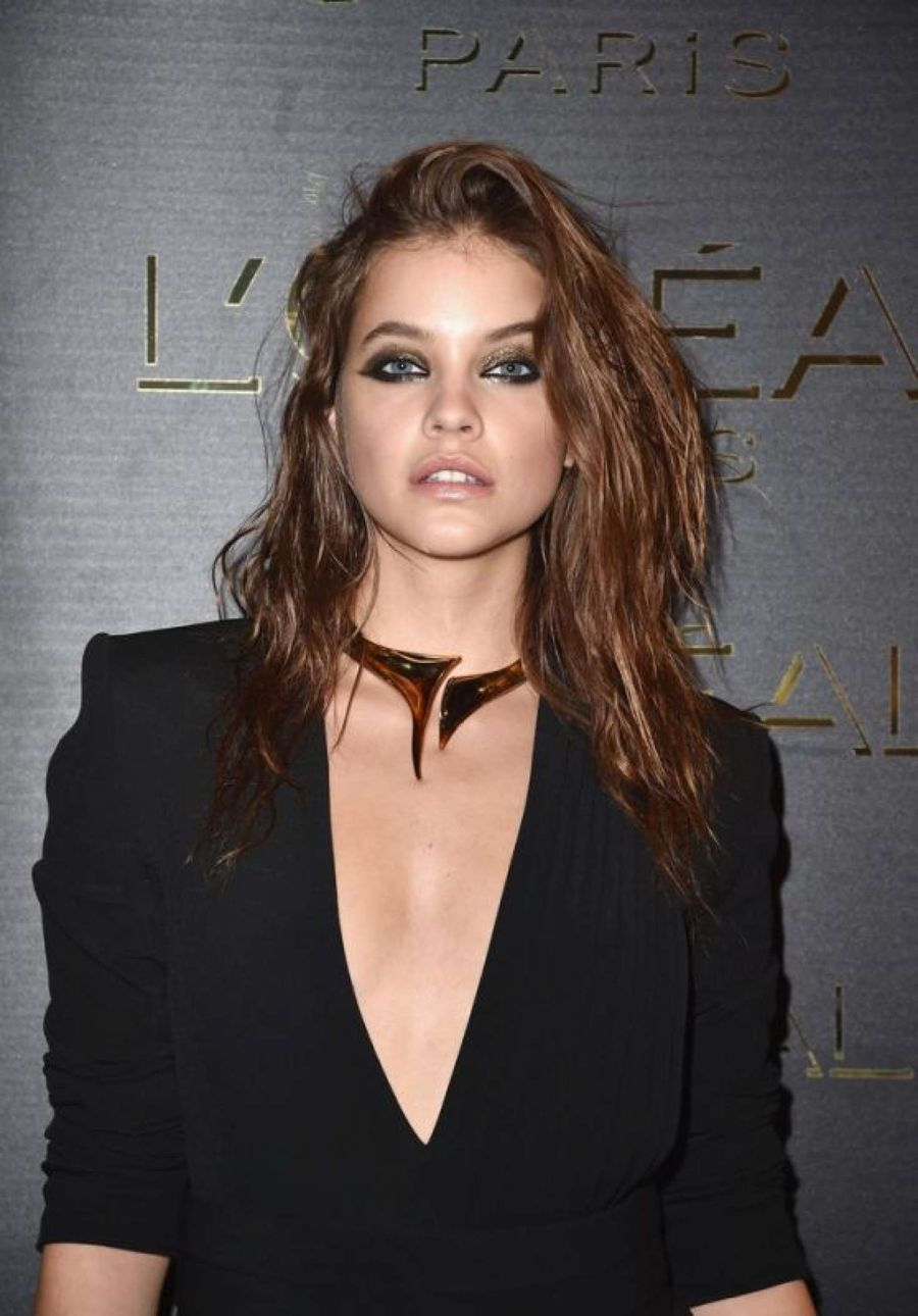 Barbara Palvin - L'Oreal Gold Obsession Party 2016 in Paris