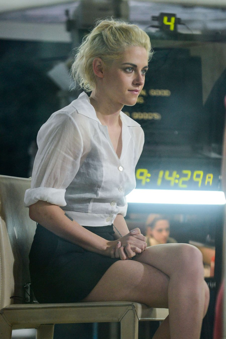 Kristen Stewart on The Today Show in NYC