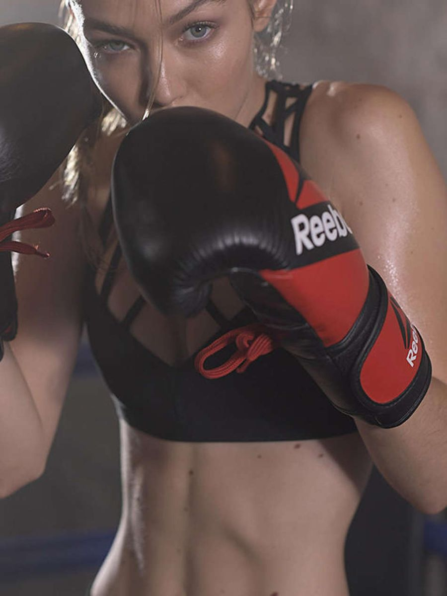 Gigi Hadid Is the Ultimate Boxing Champion