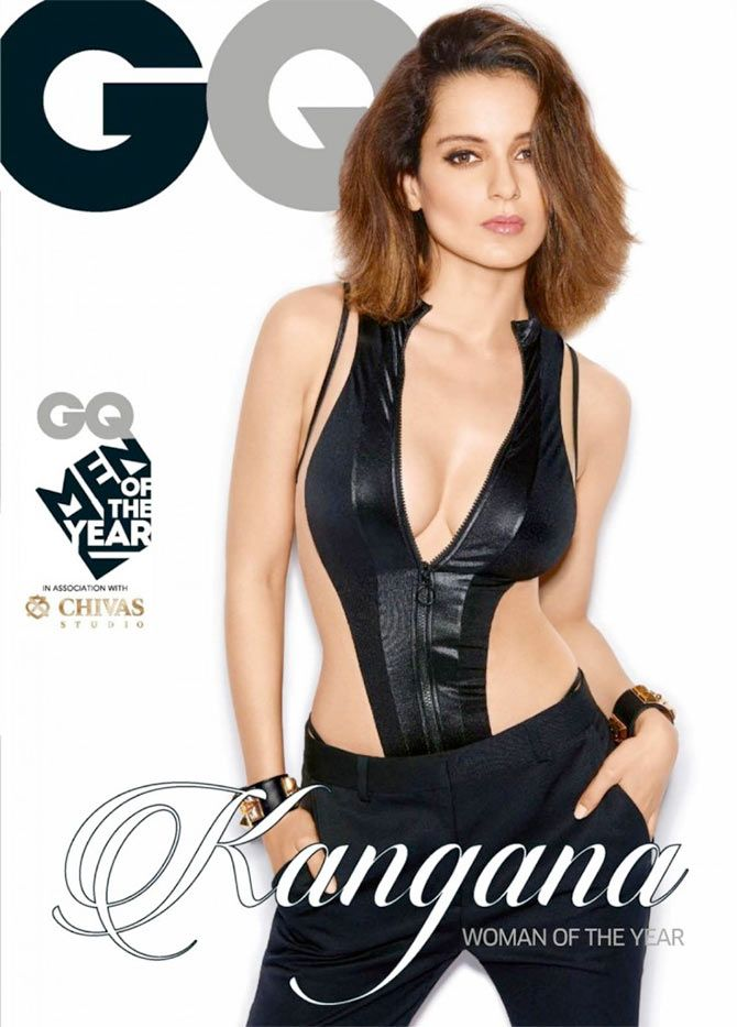 Who's the hottest October cover girl?
