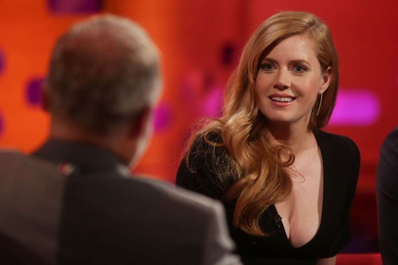 Amy Adams Visits The Graham Norton Show