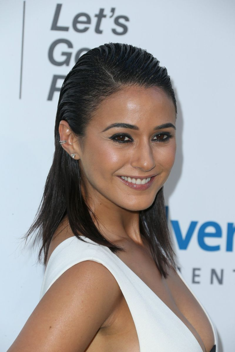 Emmanuelle Chriqui Environmental Media Association Awards