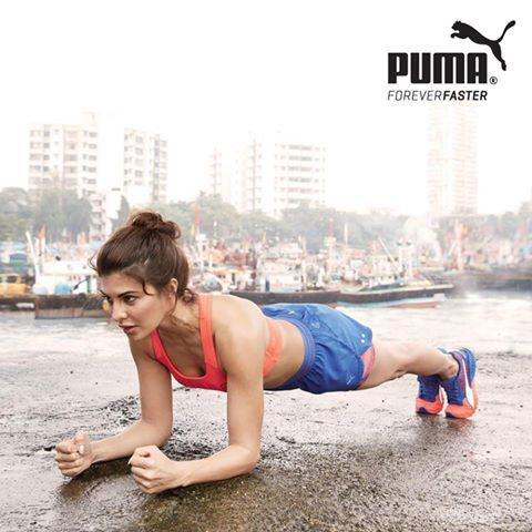 Jacqueline Fernandez Puma Photoshoot HQ Pictures