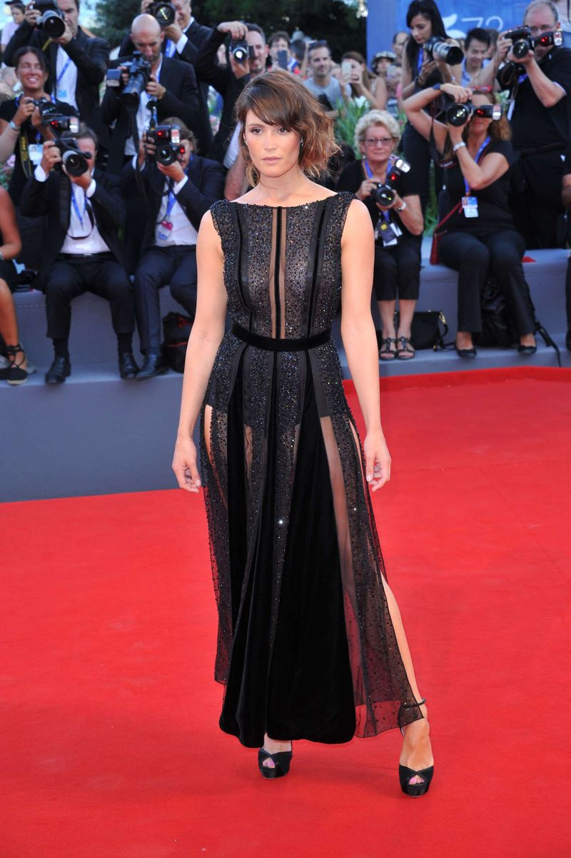 """Gemma Arterton at """"The Young Pope"""" Premiere"""