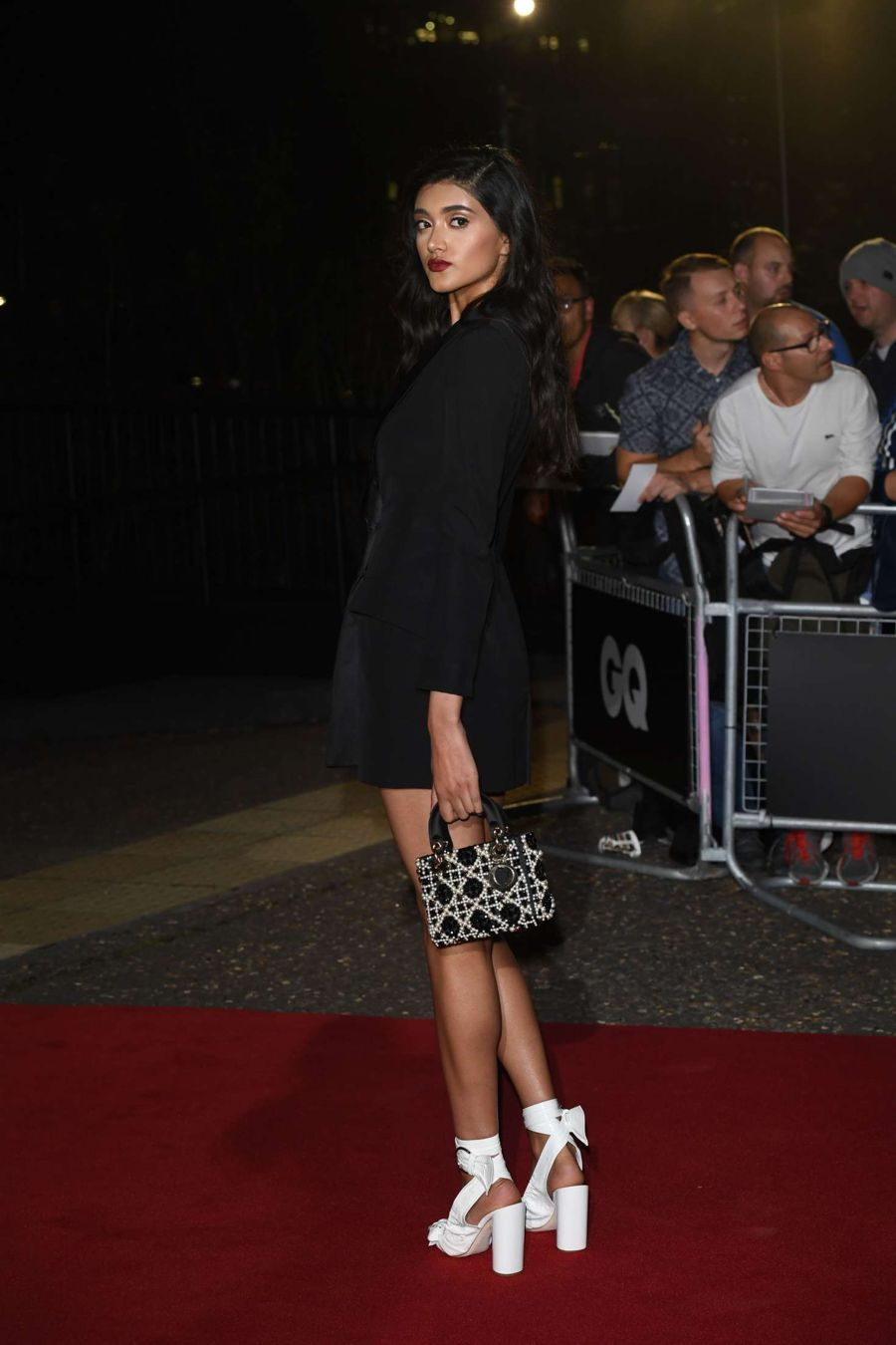 Neelam Gill - GQ Men Of The Year Awards 2016 in London