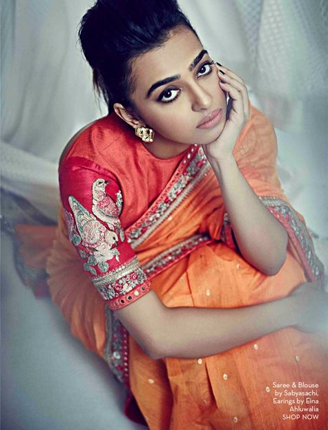 Radhika Apte Shoots for Pernias PopUp Shop E-Magazine
