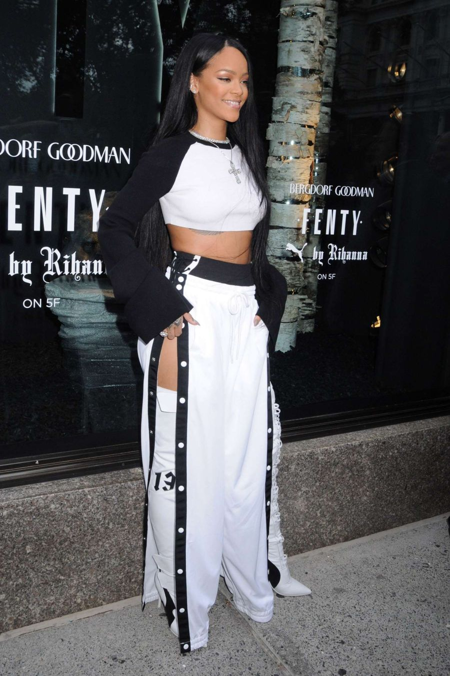 Rihanna - FENTY PUMA x RIHANNA Debut in New York