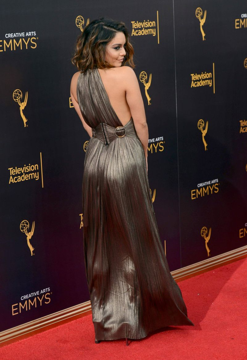 Vanessa Hudgens Creative Arts Emmy Awards in Los Angeles