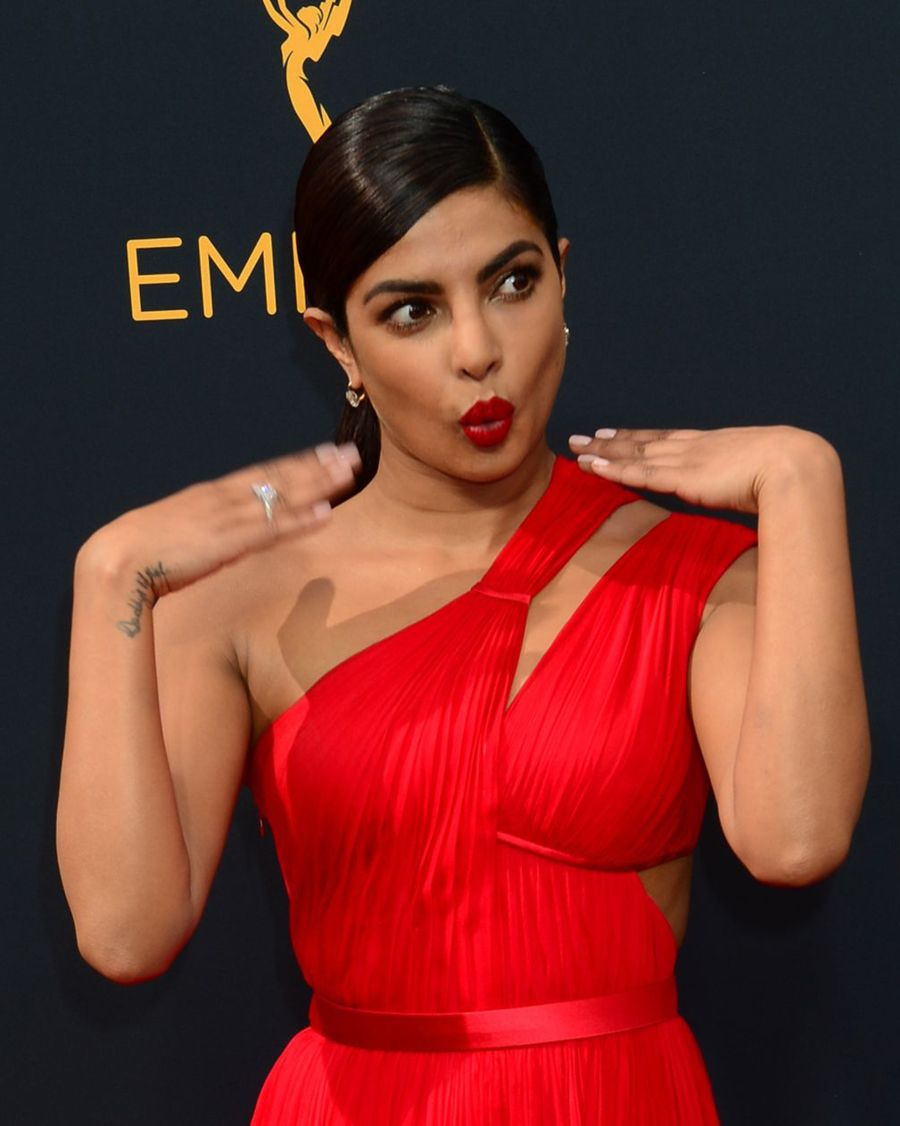 Priyanka Chopra - 2016 Emmy Awards in Los Angeles