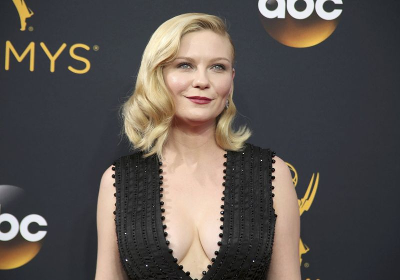 Kirsten Dunst 68th Annual Primetime Emmy Awards
