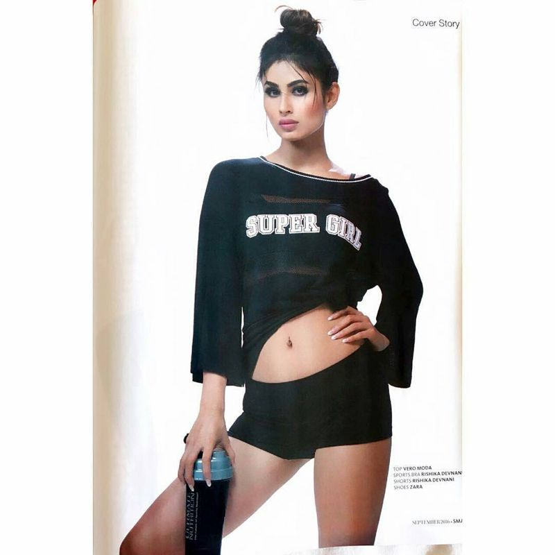 Mouni Roy Smartlife Magazine September 2016