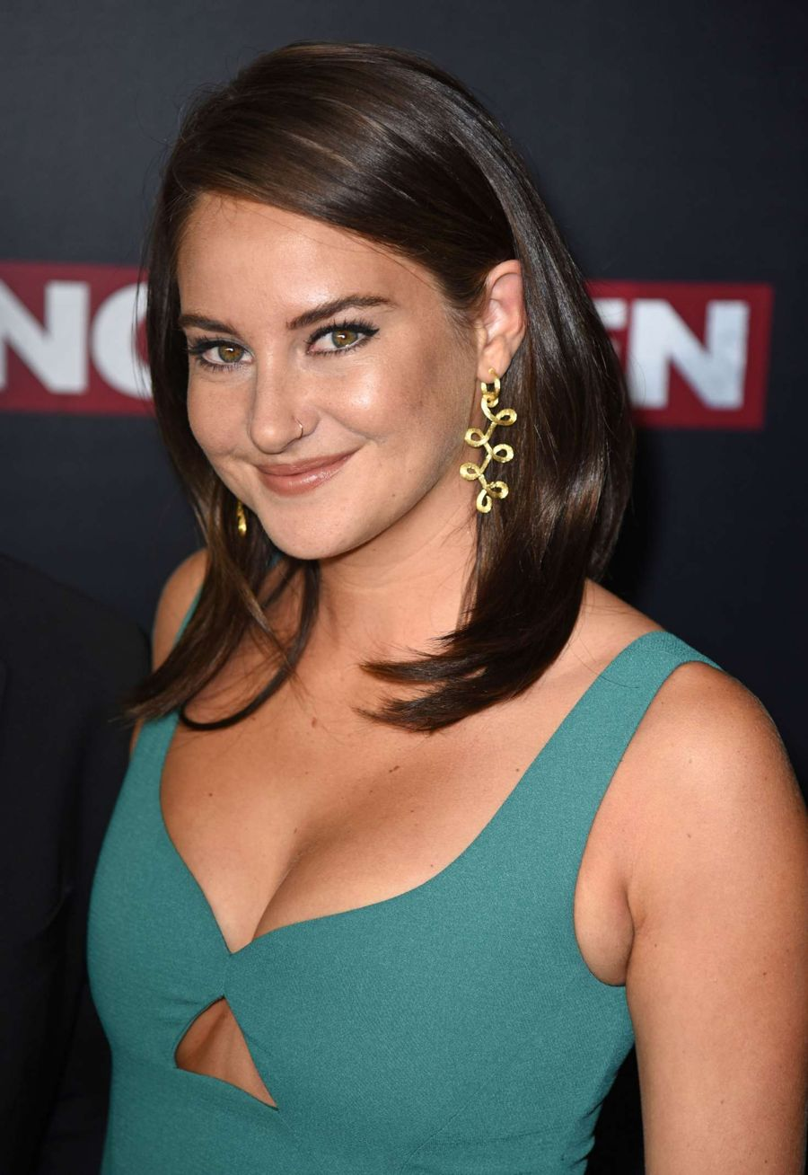 Shailene Woodley - 'Snowden' Premiere in New York City
