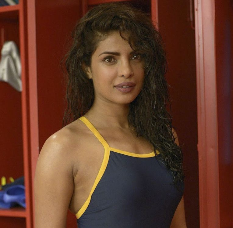 Quantico 2: Priyanka Chopra Amazing in Black Bikini