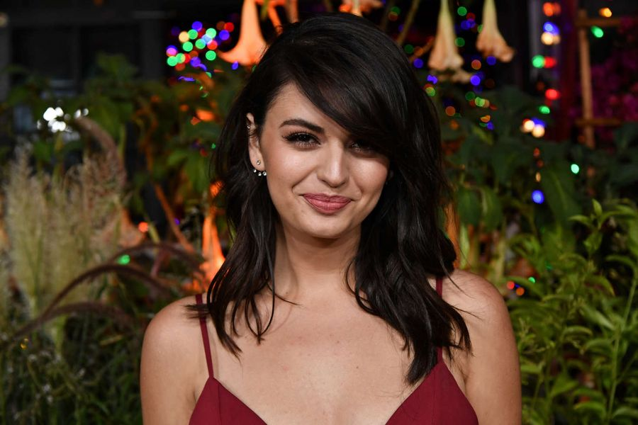 Rebecca Black - Teen Vogue Young Hollywood Party