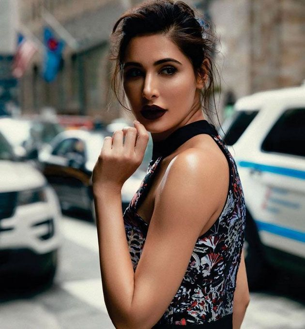 Nargis Fakhri Photoshoot for Grazia Magazine