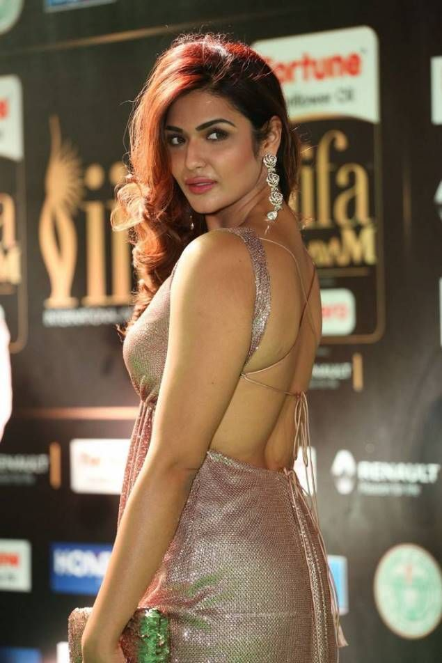 Aarthi at IIFA Utsavam Awards 2017