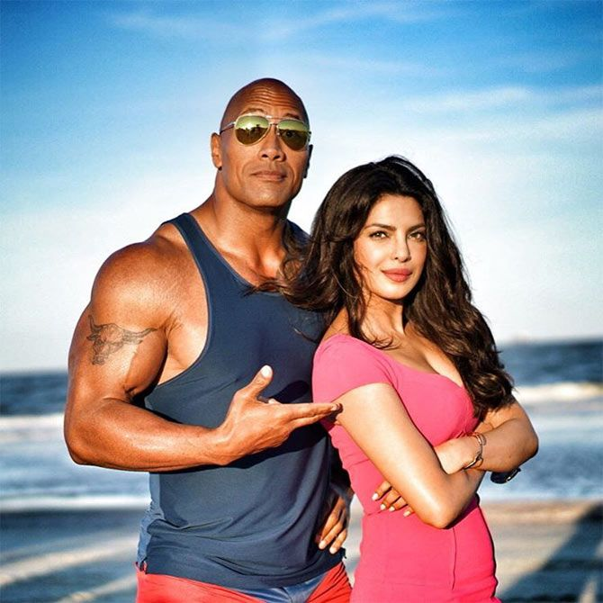 Reasons why Priyanka is the perfect Baywatch girl