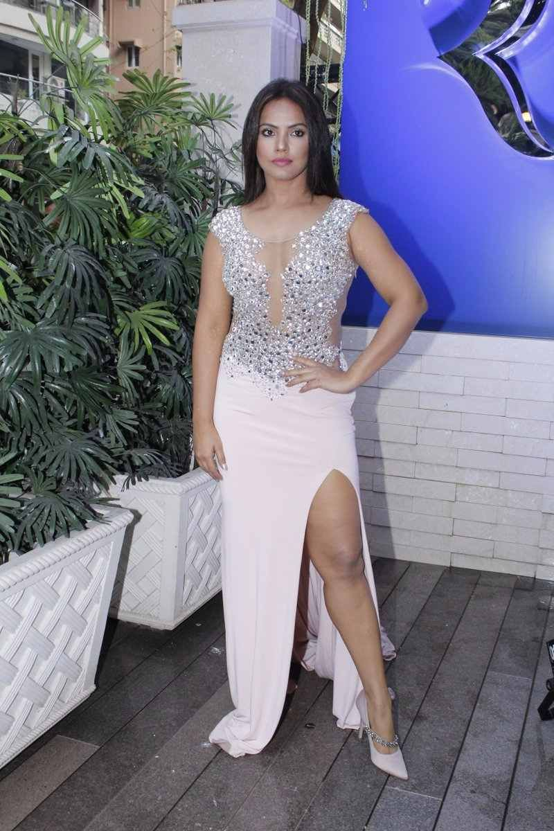 Neetu Chandra at Rebecca Dewan Collection Preview