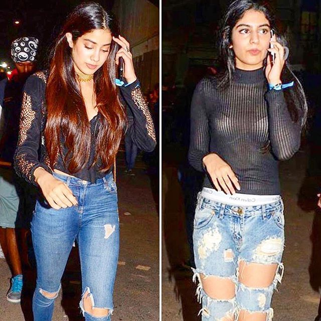 Sridevi's daughter Jhanvi Kapoor is Bollywood Ready
