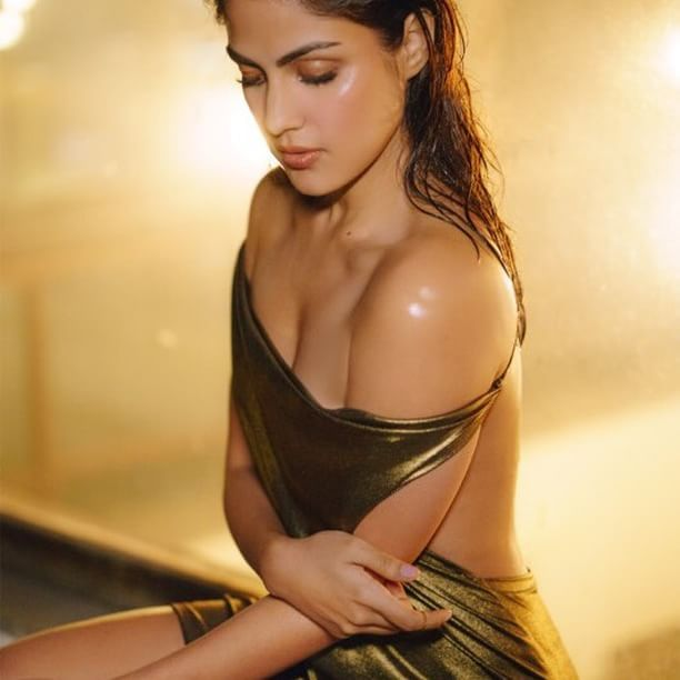 Rhea Chakraborty: If it's comfortable, it will look good