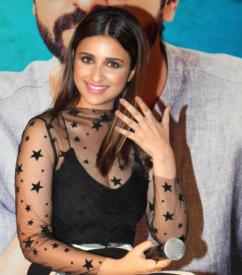 Parineeti Chopra - Ye Jawaani Teri song launch