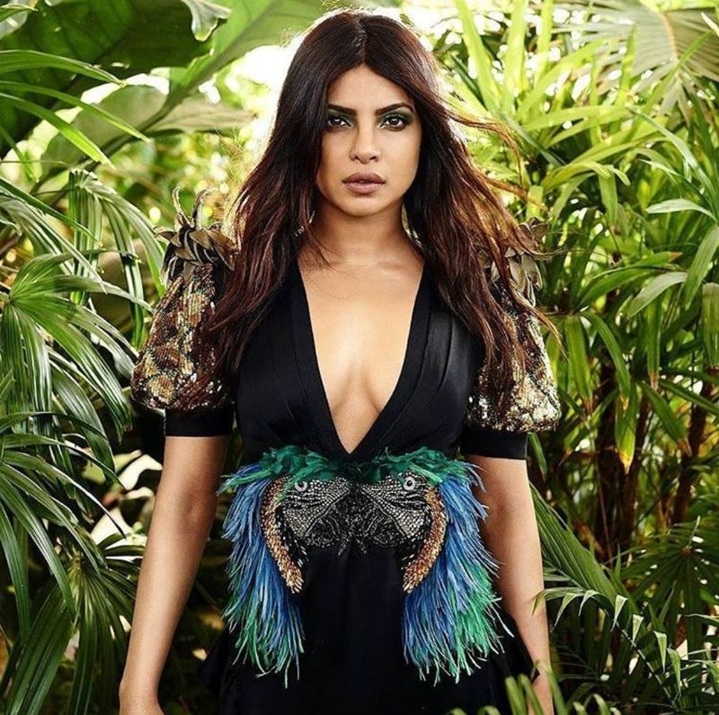 Priyanka Chopra Poses for Miami Magazine