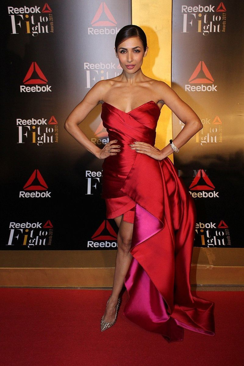 Malaika Arora at Reebok Fit To Fight Awards 2017