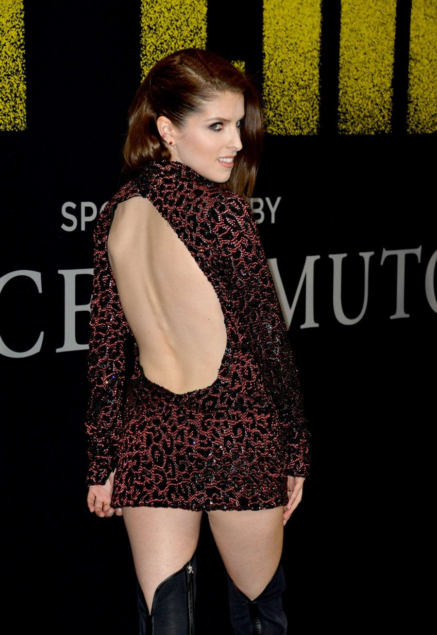 anna kendrick pitch perfect 3 premiere in los angeles