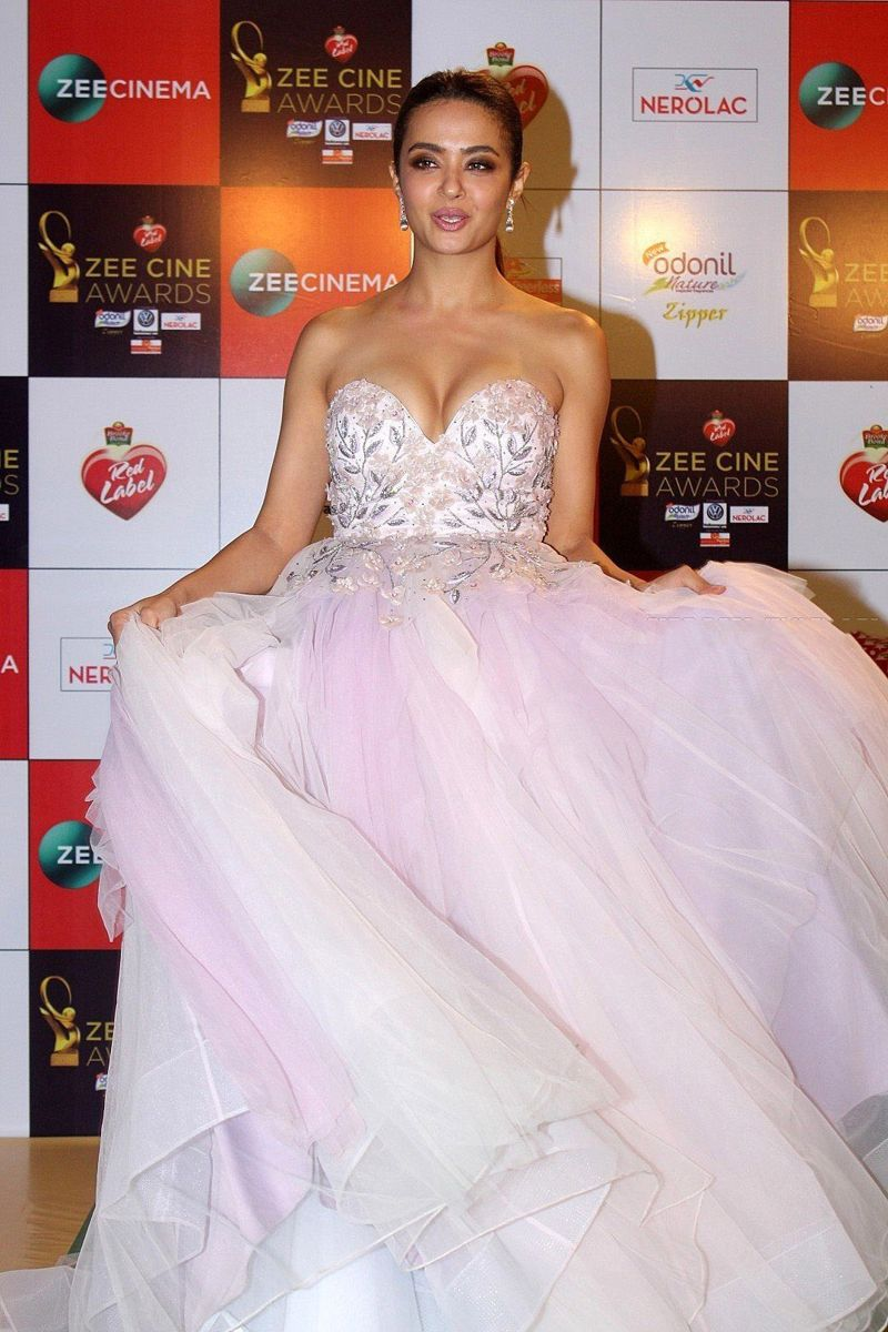 Surveen Chawla at Zee Cine Awards 2018