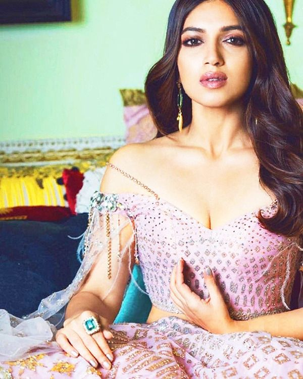 Bhumi Pednekar Bridal Magazine's December issue