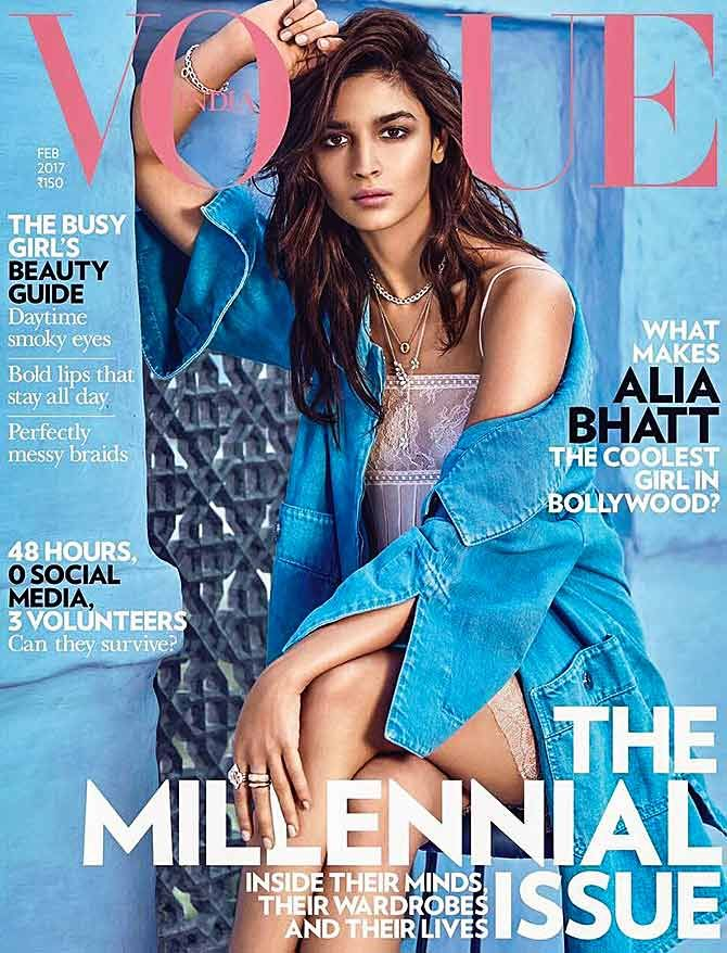 Who's the hottest February covergirl?