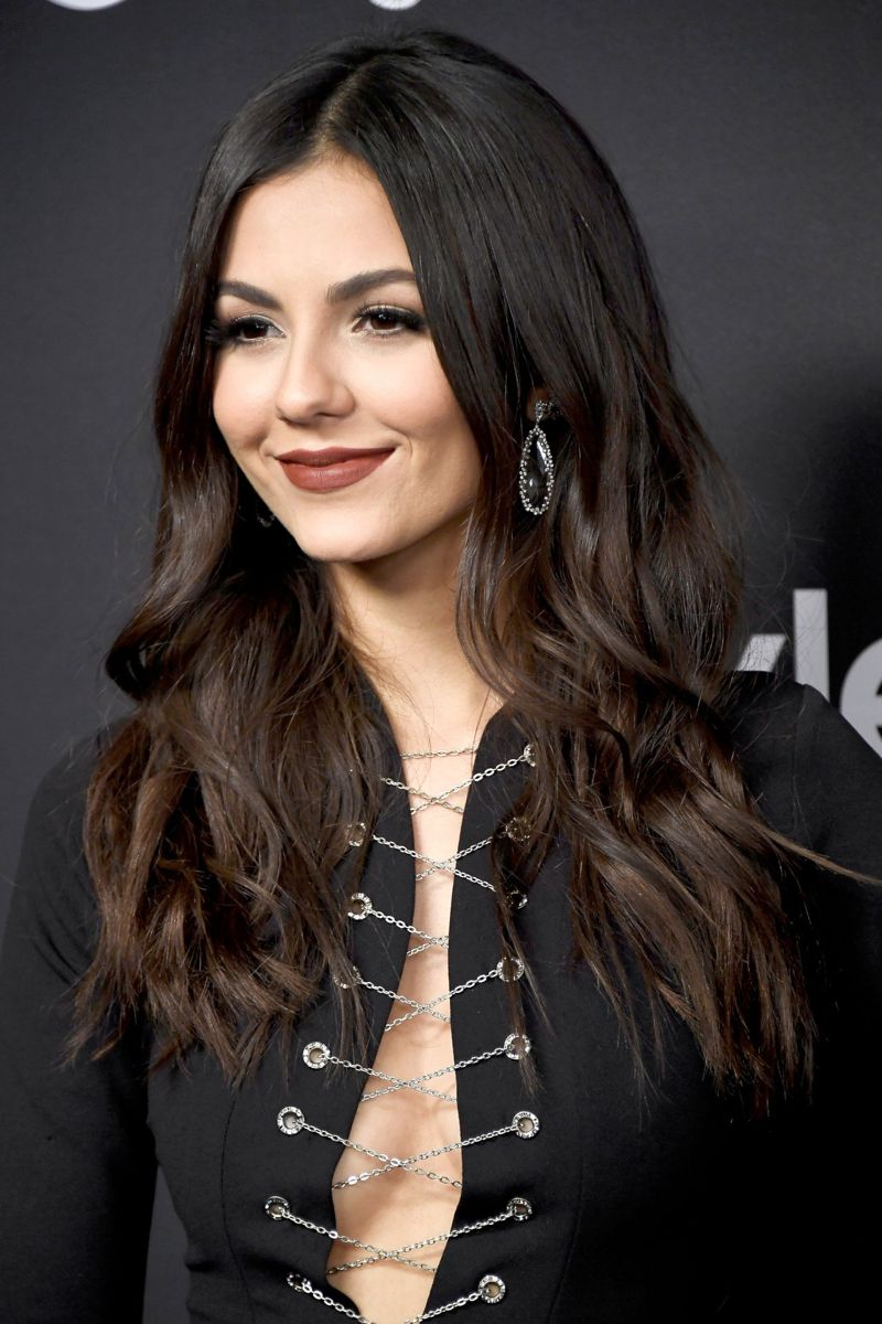 Victoria Justice Post-Golden Globes Party 2017