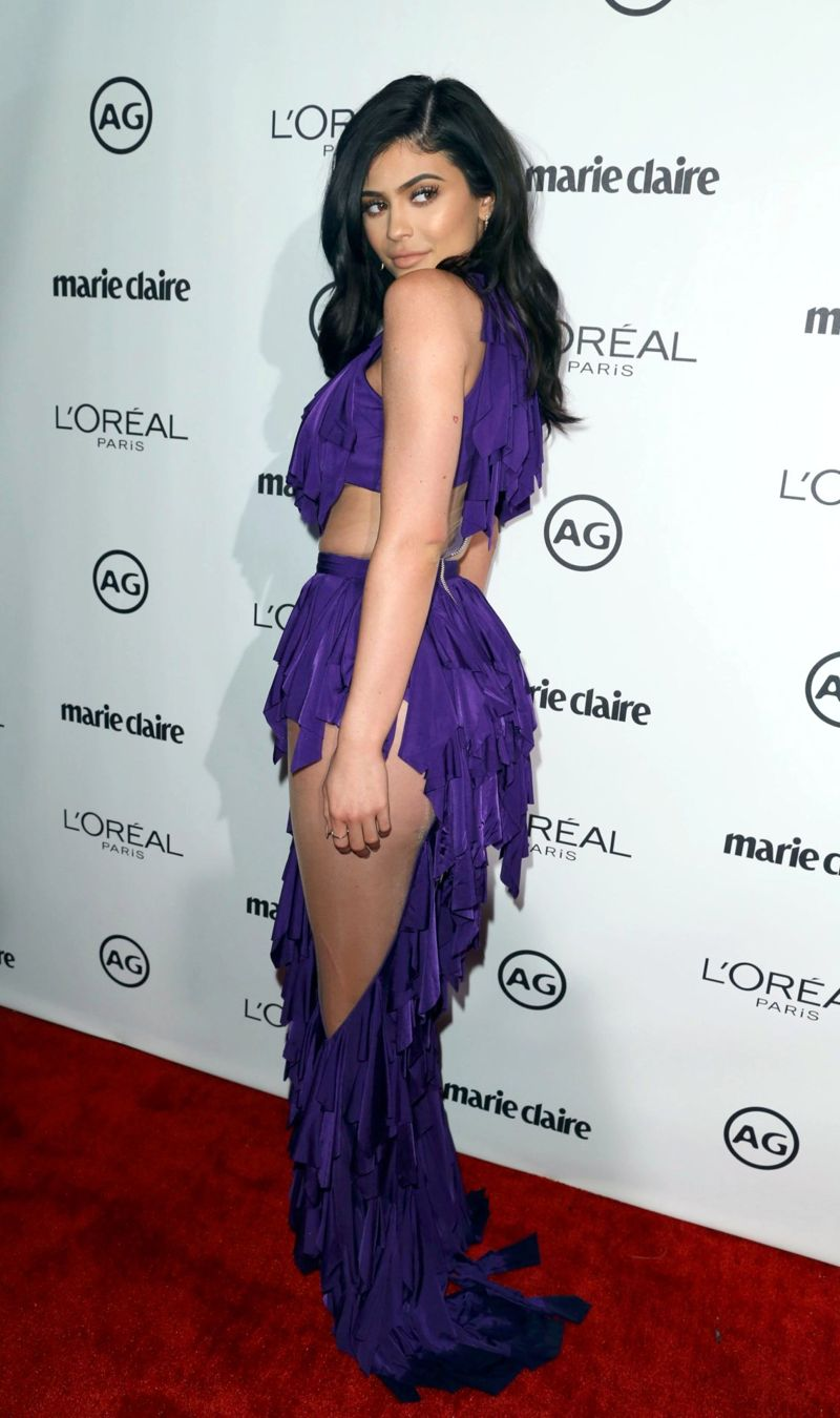 Kylie Jenner - Marie Claire's Image Maker Awards 2017