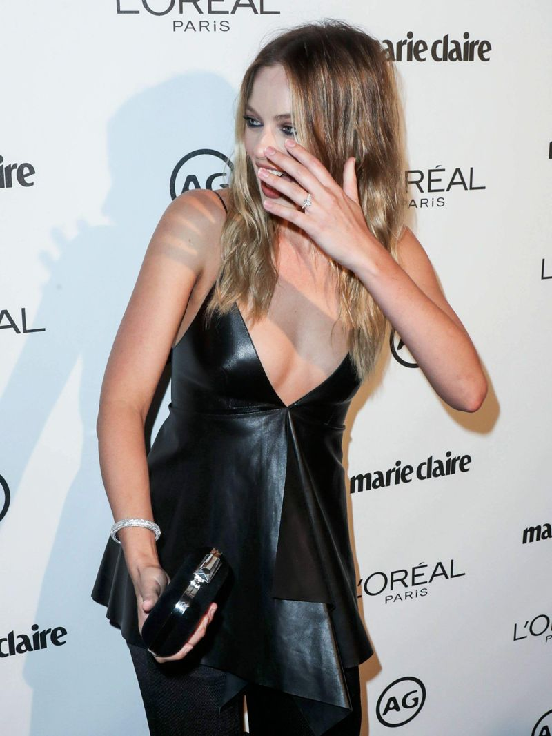 Margot Robbie - Marie Claire's Image Maker Awards 2017